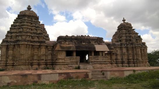 Temple at Sudi